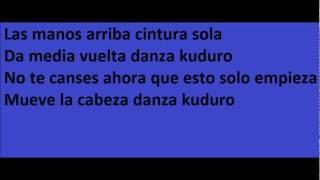 Danza Kuduro con letra - Don Omar Ft. Lucenzo