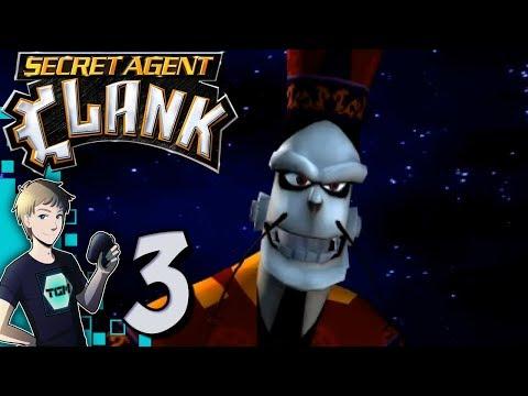 Secret Agent Clank - Part 3: Holographic Brick