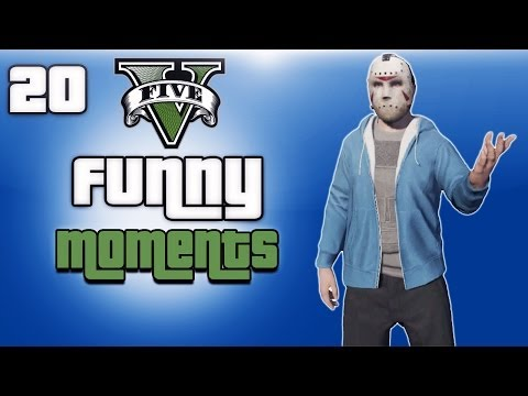 GTA 5 Online Funny Moments Ep. 20...