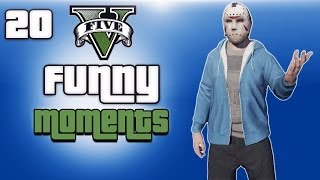 GTA 5 Online Funny Moments Ep. 20 (Prostitutes, Fapping & Clone Glitch)
