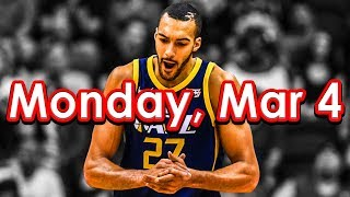 NBA DraftKings Picks + FanDuel Picks 3/4/2019