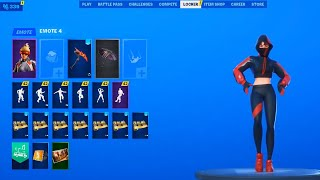 * NEW * FEMALE ICONIC SKIN FOR FREE! -SAMSUNG EXCLUSIVE FORTNITE SKIN!