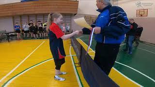 Турнир по настольному теннис Протвино среди детей 2003 года рождения и моложе. Март 2021.