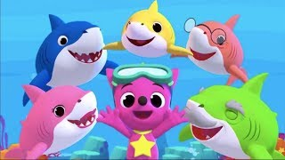 Download lagu Baby Shark Dance! Different Versions | Sing and Dance | Animals Songs For Children