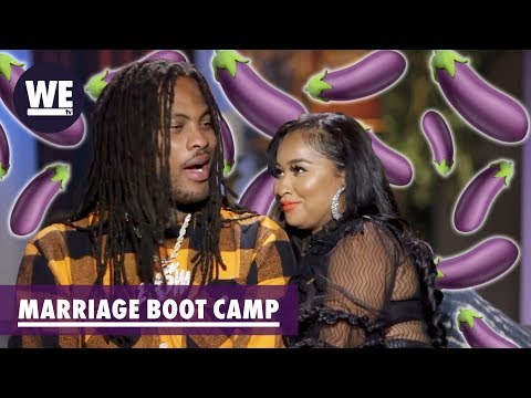 Morning Sex w/ Waka Flocka | Marriage Boot Camp: Hip Hop Edition