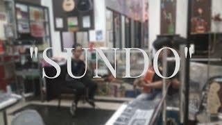 "Serenading Passers-by with ""Sundo"" || Amira Medina live at Euphony Music Center & Studio, SM Trece"