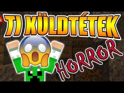 😱 Rémálom Minecraft Horror Pálya 👻 [Ti Küldtétek Én Kiviszem #2]