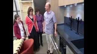 Кухня Дриада в Квартирном вопросе на НТВ 08.06.2013