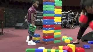 Are You A Building Block Or A Stumbling Block? - IBOC Church Dallas - Pastor Rickie G. Rush