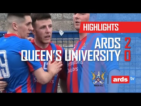 Ards Queens Univ. Goals And Highlights