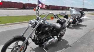 2009 Harley-davidson Rocker C - Used Motorcycle For Sale