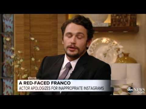 James Franco Explains Asking Out Teenage Girl: 'I Used Bad Judgment'