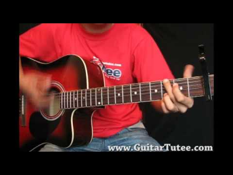 David Archuleta - A Little Too Not Over You, by www.GuitarTt