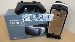 Samsung Gear VR Review and my experience using the Galaxy S7 Edge.