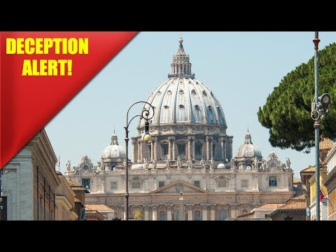 Deception Alert: Pope Francis and The Global Agenda of Rome