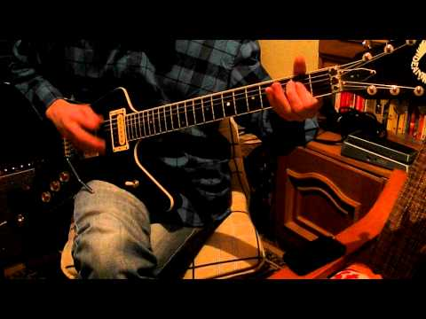 Scorpions - No One Like You (Guitar Cover)
