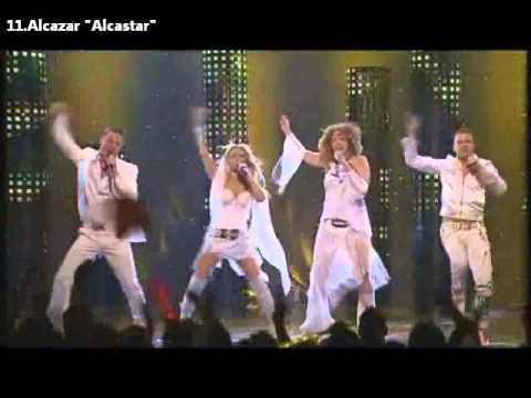 Melodifestivalen top 100 ( the best 30 songs )