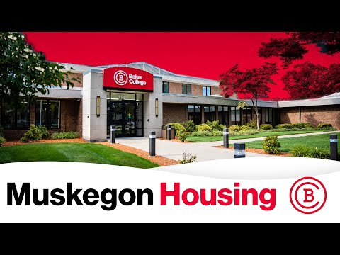 Baker College of Muskegon Housing