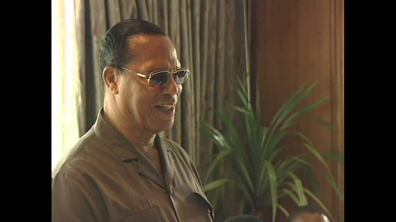Is the White Man our Natural Enemy? Farrakhan Speaks!