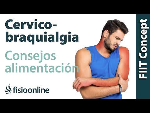 Ceervicobraquialgia Izquierda - Alimentacin, nutricin y modificaciones en la dieta
