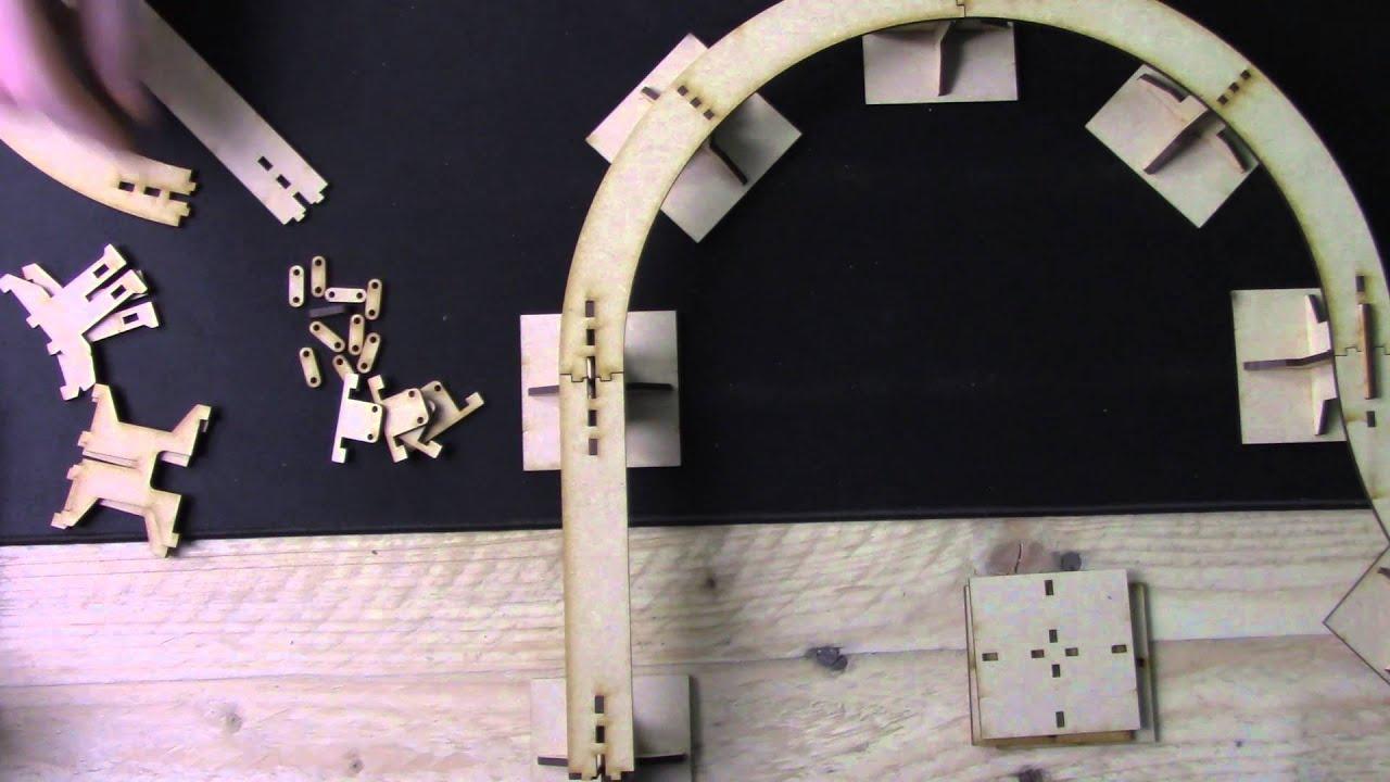 miniature architect monorail track prototype youtube