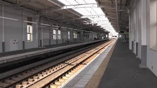 快速急行 奈良行き通過!! 近鉄9820系+近鉄9020系 8両編成