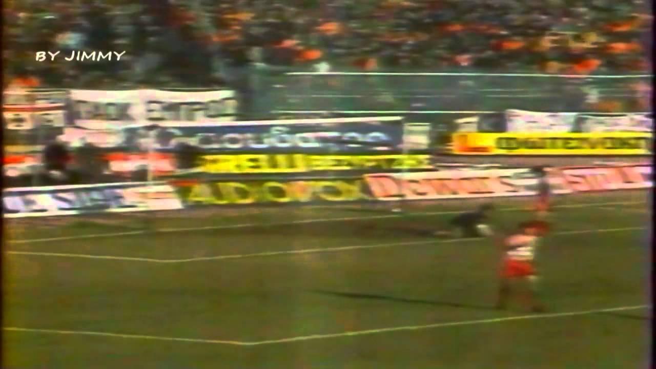 ΠΑΟΚ Ολυμπιακοσ: ΠΑΟΚ ΟΛΥΜΠΙΑΚΟΣ 1-0 (ΚΥΠΕΛΛΟ 16 1ος αγωνας 1990) ΕΠΕΙΣΟΔΙΑ