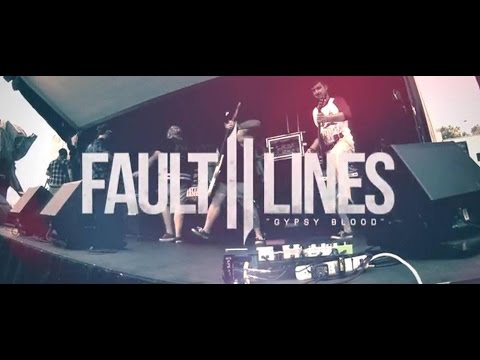 """FAULT LINES """"GYPSY BLOOD (Official Music Video)"""