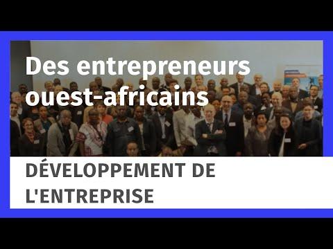 L'International Club 77 reçoit des entrepreneurs ouest-africains