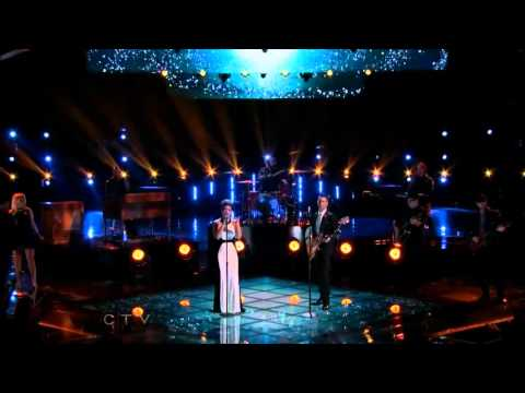 Le it Be - Tessanne Chin & Adam Levine The Voice 5 Finals Performance