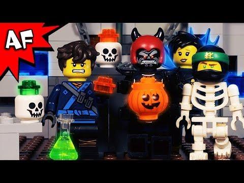 Lego Ninjago Halloween Tricks & Treats - Part 1