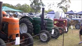 Old Machinery and more at the 2013 Agrotrend, Bundaberg Agricultural Show