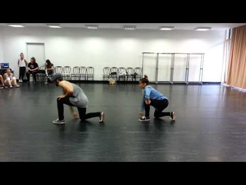 Agnez Mo - Coke Bottle choreography