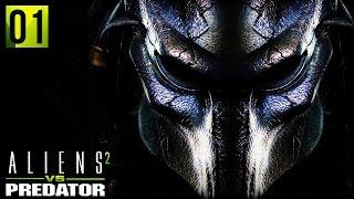 Aliens VS Predator 2 | BECOME PREDATOR (Predator Campaign Part 1)