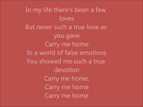 Carry me home- Strawbs (with lyrics)