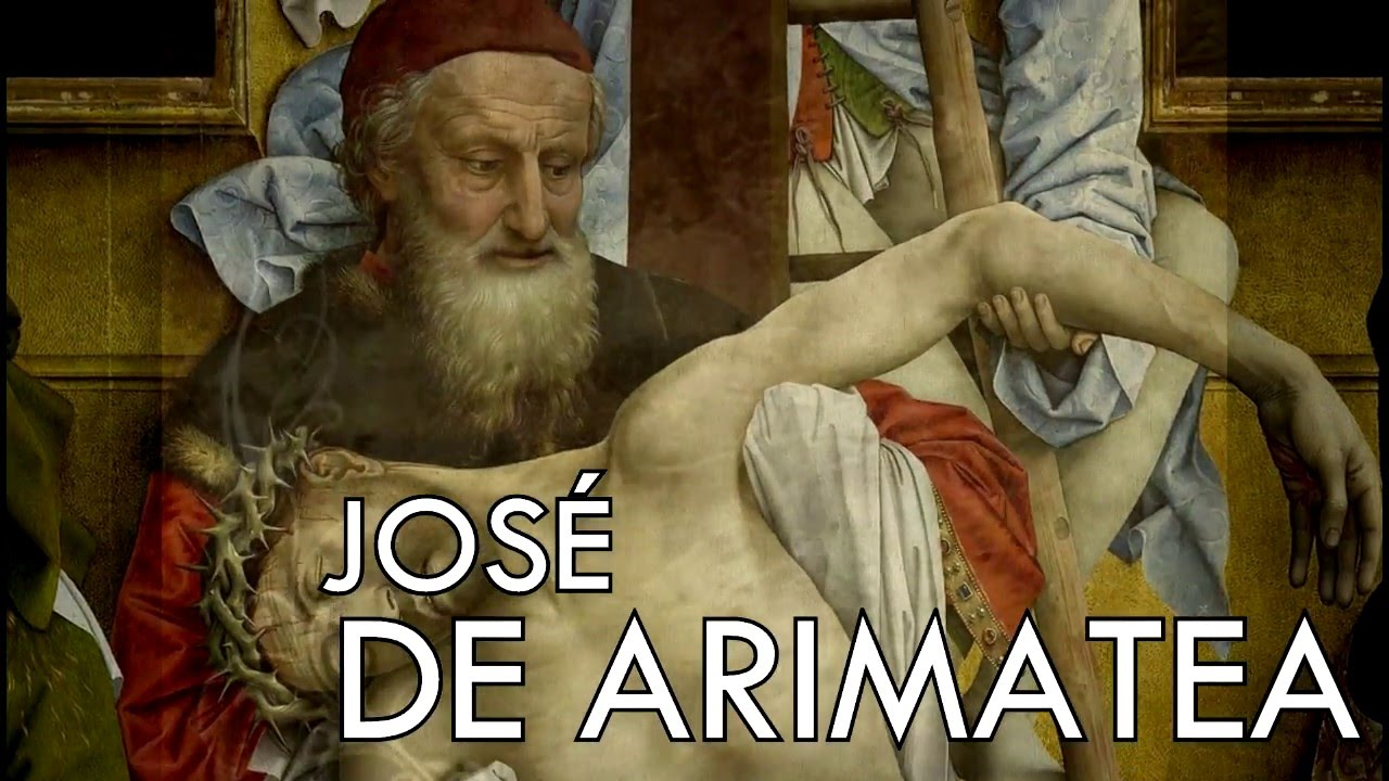 Resultado de imagen para JOSÉ DE ARIMATEA
