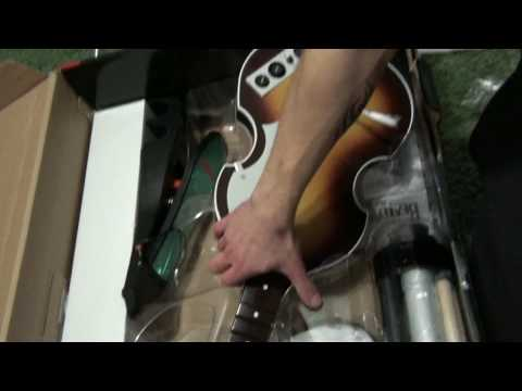 Beatles Rockband UNBOXING - HD !