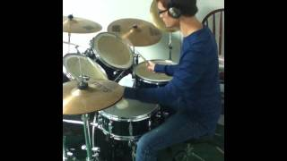 Poetry For The Poisoned Pt. I - Incubus - Kamelot (Drum Cover)