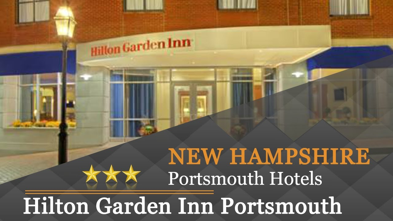 Hilton Garden Inn Portsmouth Downtown   Portsmouth Hotels, New Hampshire