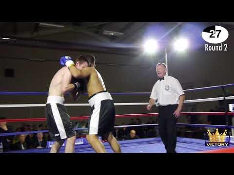 Tom Briggs VS Ellis Macauley | Full Fight | 16/09/17