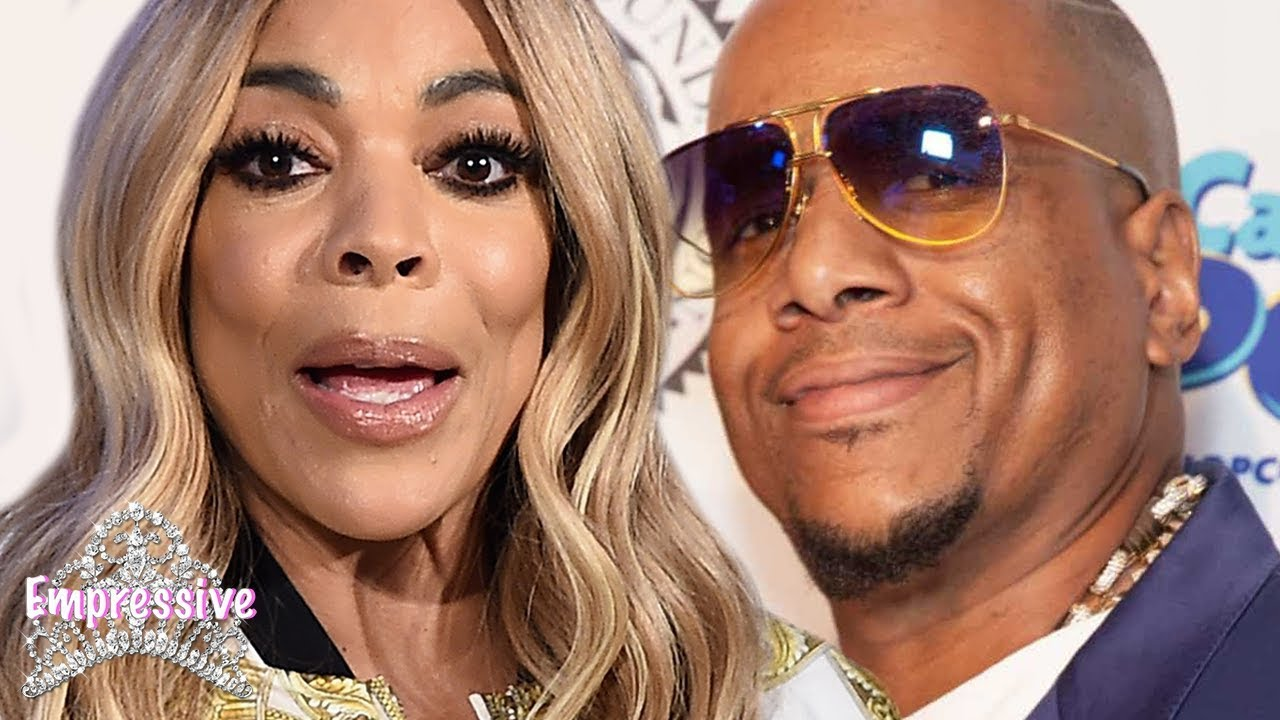 Wendy Williams might lose her show because of her husband?!