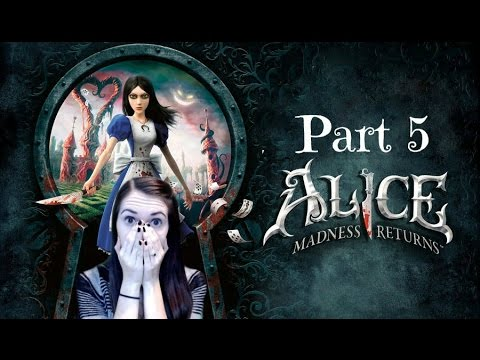 Alice: Madness Returns (Part 5) Back to reality