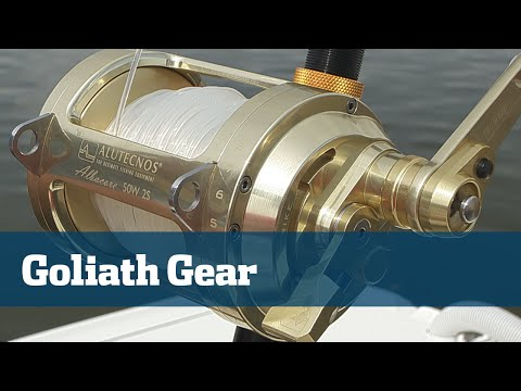 Goliath Grouper Rigs - Florida Sport Fishing TV Rigging Station