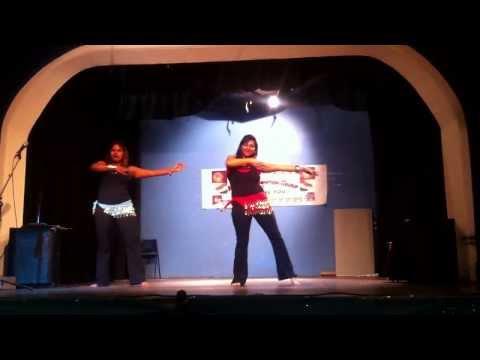 kaliyon ka chaman dance performance, diwali 2011, Geet and Kanch