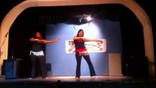 kaliyon ka chaman dance performance, diwali 2011, Geet and Kanch