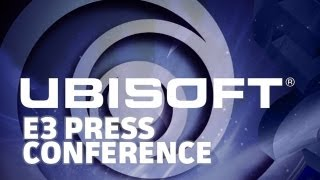 Ubisoft E3 2012 Press Conference