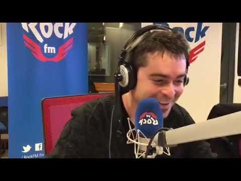 El spinning en la radio. Rock FM.