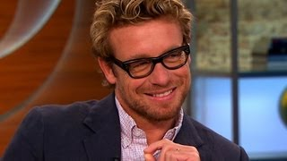 Simon Baker on
