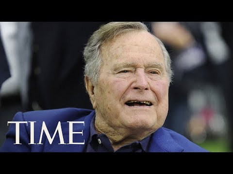 Woman Says George H.W. Bush Groped Her When She Was 16: 'I Was A Child' | TIME