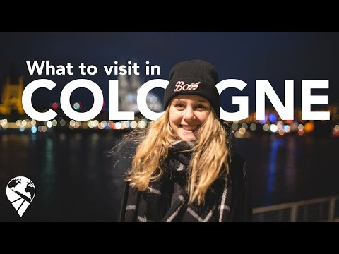 HOW TO SPEND A WEEKEND IN COLOGNE